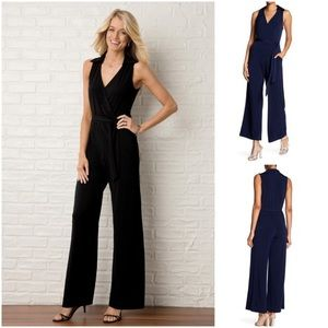 NWT Navy Blue Jumpsuit
